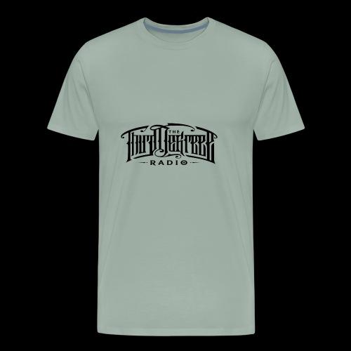 TDR - Tees Black Ink - Men's Premium T-Shirt
