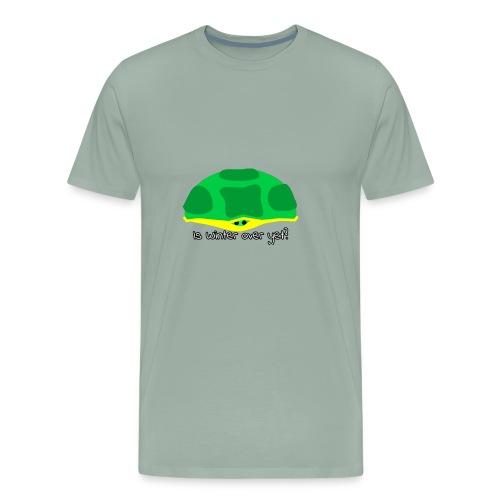 Is Winter over yet? - Men's Premium T-Shirt