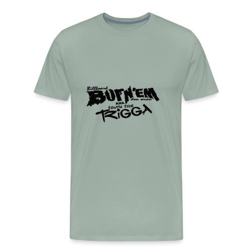 Billboard Burn'em Shirt - Men's Premium T-Shirt
