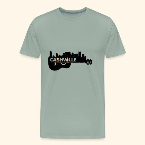 Nashville's on the Rise - Men's Premium T-Shirt