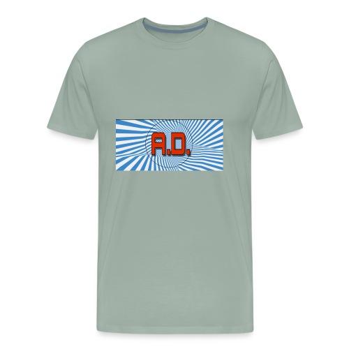 1528659640444 - Men's Premium T-Shirt