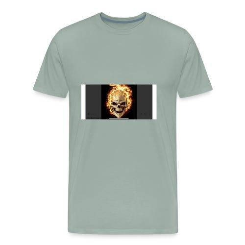 063FE2D1 64EA 4D90 AFD0 4C070797E5EE - Men's Premium T-Shirt