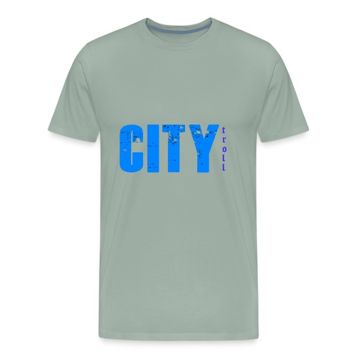 Troll City Original - Men's Premium T-Shirt