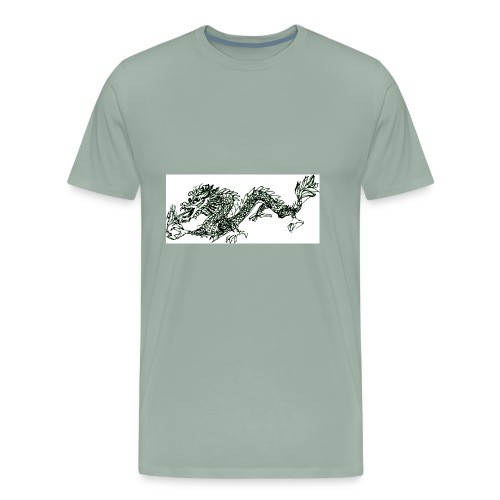 Dragon3 - Men's Premium T-Shirt
