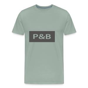 prc brc - Men's Premium T-Shirt