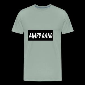 AMPD GANG HOODIE - Men's Premium T-Shirt