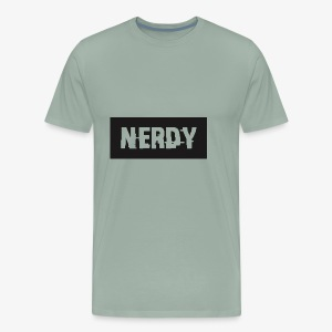 NerdyMerch - Men's Premium T-Shirt
