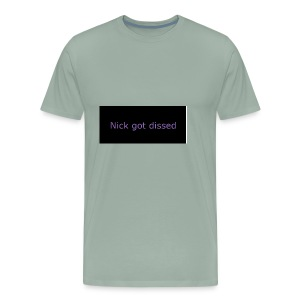 Dr love merch - Men's Premium T-Shirt