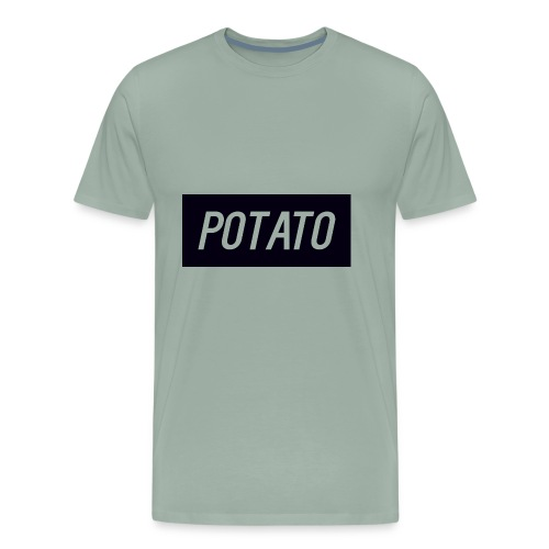 The Potato Shirt - Men's Premium T-Shirt