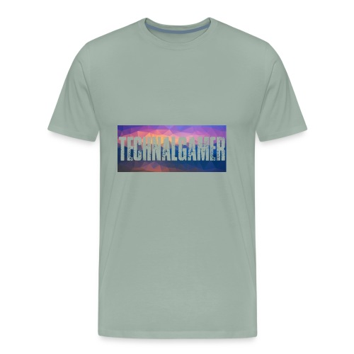 Youtube And Twitch Merch - Men's Premium T-Shirt