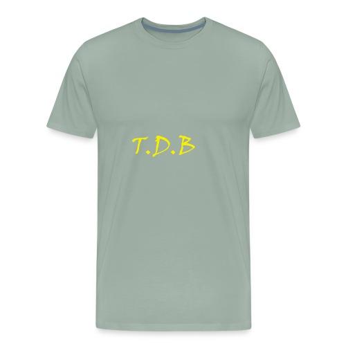 T.D.B LOGO - Men's Premium T-Shirt