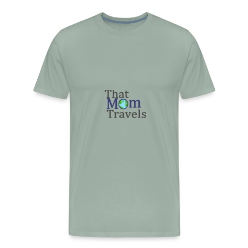That Mom Travels - Men's Premium T-Shirt