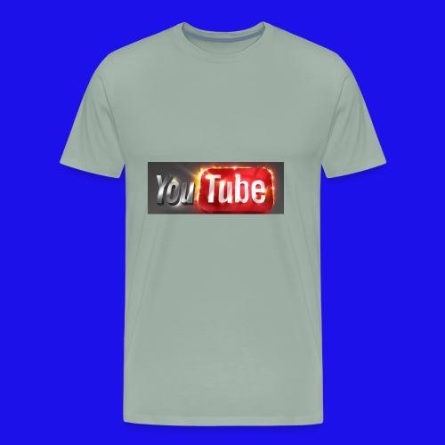 YouTuber shirt - Men's Premium T-Shirt