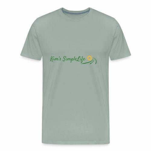 Kim's SimpleLife Tee - Men's Premium T-Shirt