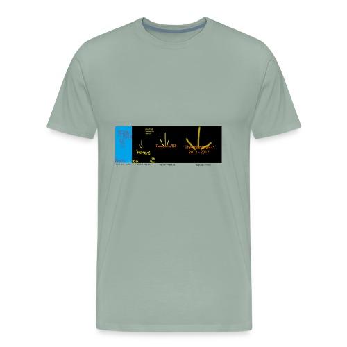 historic Team TA935 logos - Men's Premium T-Shirt