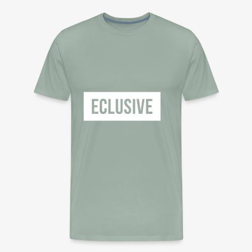 Exclusive Box Logo - Men's Premium T-Shirt