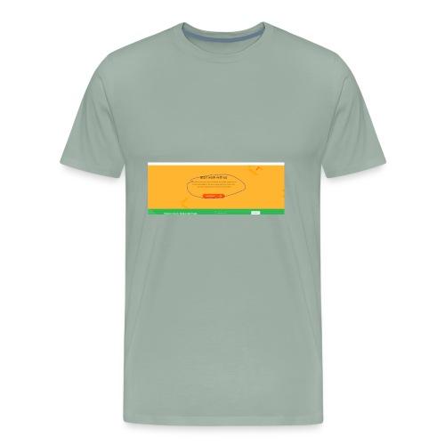 start - Men's Premium T-Shirt