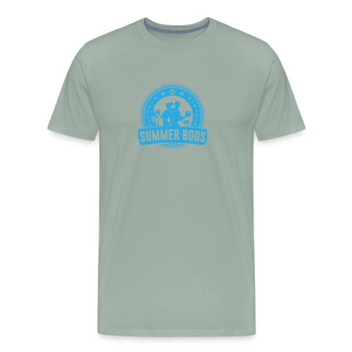 Summer Bods Apparel First Edition - logo - Men's Premium T-Shirt