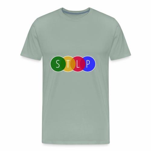 STLP Logo - Men's Premium T-Shirt