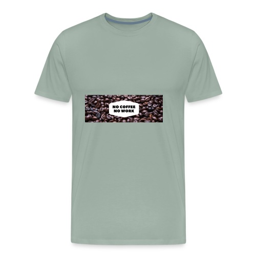 Ladies Tee For Coffee Lovers - Men's Premium T-Shirt