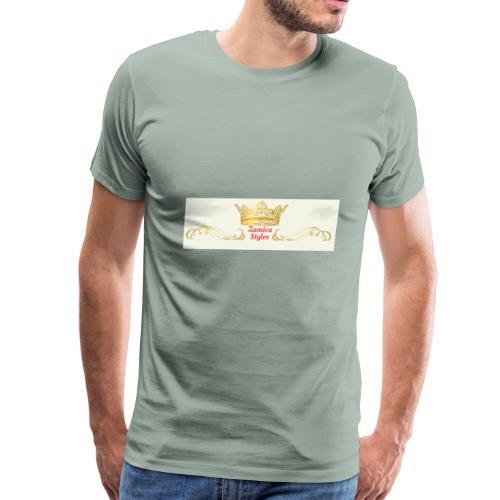 zs - Men's Premium T-Shirt