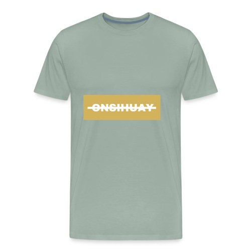 ONSIHUAY (Gold Editon) - Men's Premium T-Shirt