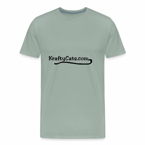 KraftyCats.com - Men's Premium T-Shirt
