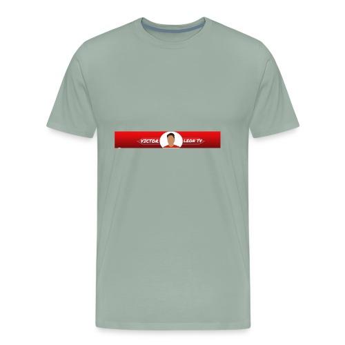 Victor leon - Men's Premium T-Shirt