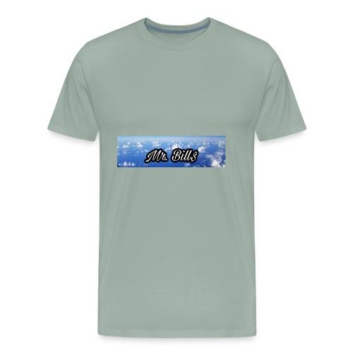 Mr. Bill$ logo - Men's Premium T-Shirt
