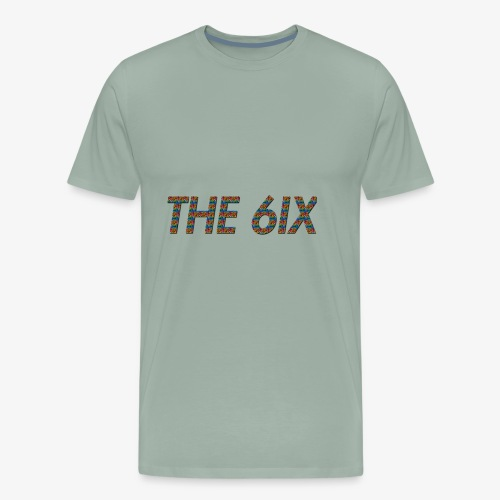 THE 6 - Men's Premium T-Shirt