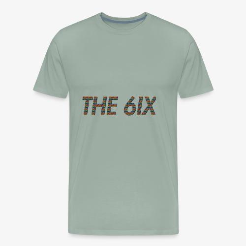 THE 6 - Men's Premium T-Shirt