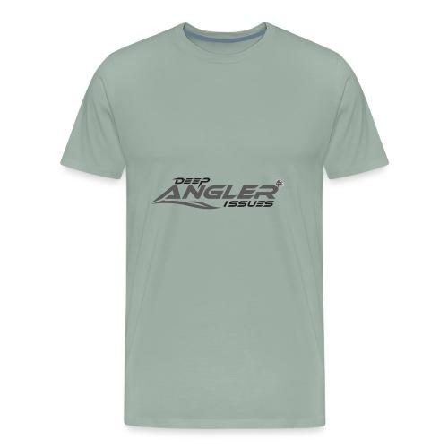 DeepAngler - Men's Premium T-Shirt