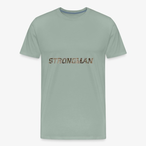 strongtee - Men's Premium T-Shirt
