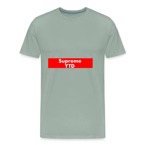 supreme ytd - Men's Premium T-Shirt