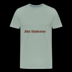 John Stephenson - Men's Premium T-Shirt