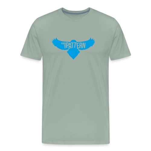 KYPbird OG logo - Men's Premium T-Shirt