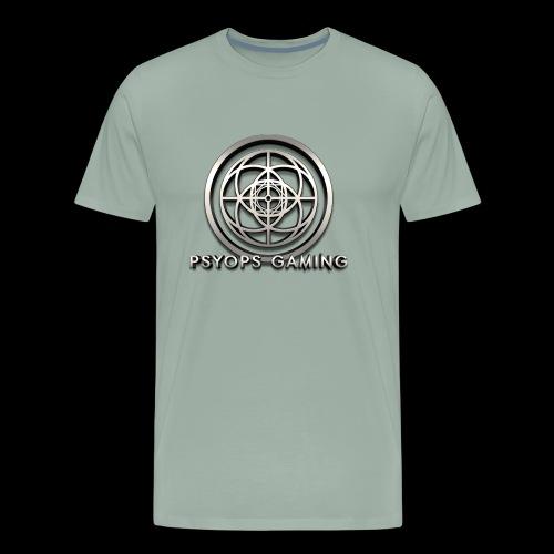 Psyops Gaming Logo - Men's Premium T-Shirt