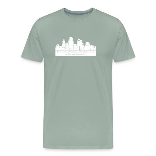 PPAGKC LOGO - Light - Men's Premium T-Shirt