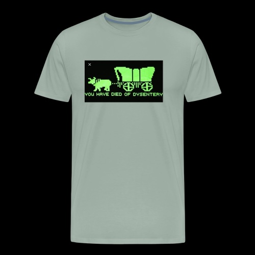 Oregon Trail - Men's Premium T-Shirt