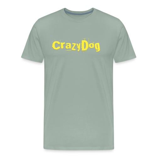 Crazy Dog - Men's Premium T-Shirt