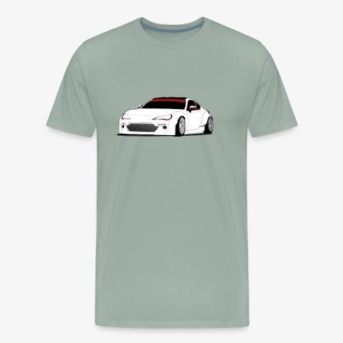 Rocket Bunny BRZ - Men's Premium T-Shirt