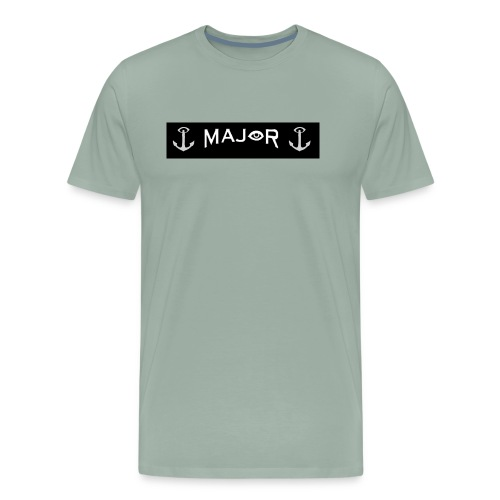 MAJOR Big Weight - Men's Premium T-Shirt
