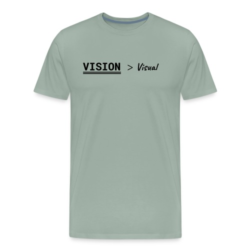Remember what is priority - Men's Premium T-Shirt
