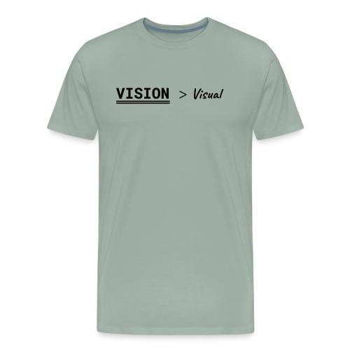Remember what is priority - Men's Premium T-Shirt