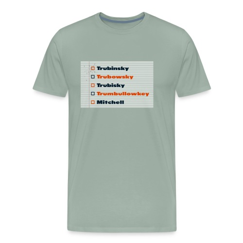 MultipleChoice 2 - Men's Premium T-Shirt