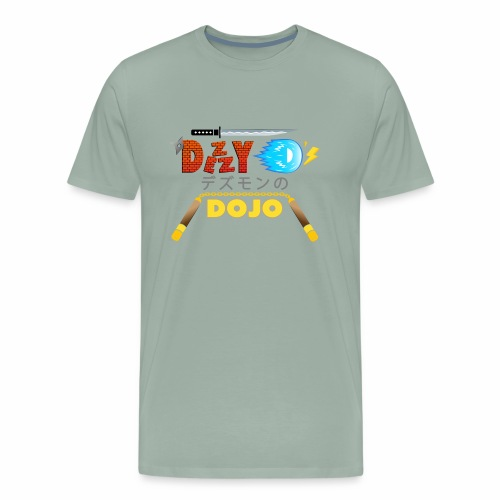 Dezzy D's Dojo - Men's Premium T-Shirt