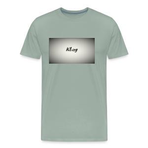 K Log Mafia - Men's Premium T-Shirt