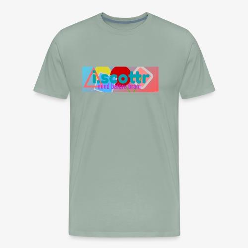 the i.scottr - Men's Premium T-Shirt