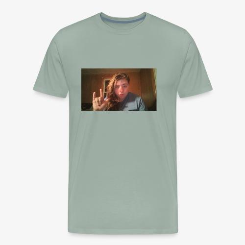 Tari Harbaugh - Men's Premium T-Shirt