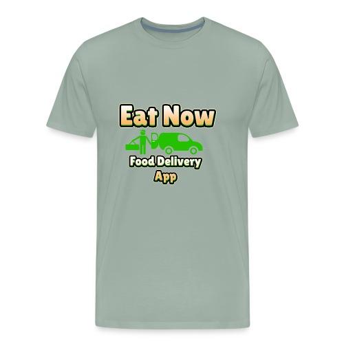 1eatnowpn25g - Men's Premium T-Shirt